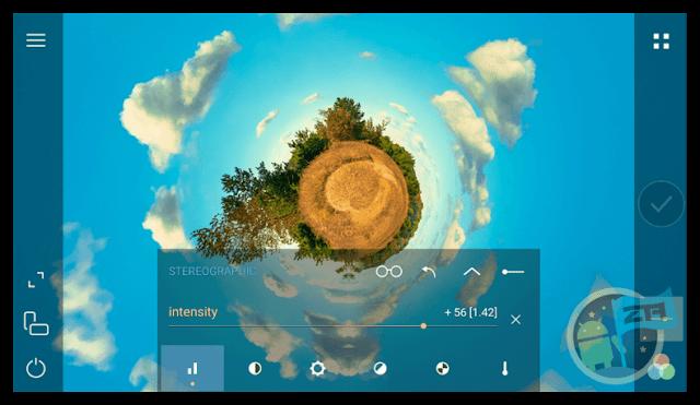 descargar cameringo + cámara de filtros