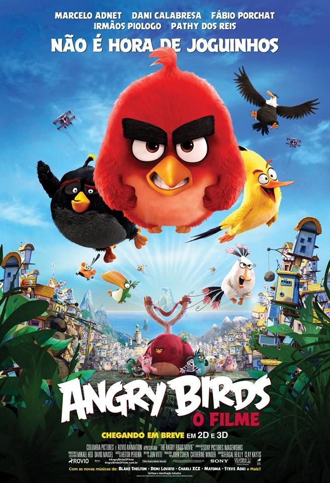 Angry Birds: O Filme Dublado Torrent
