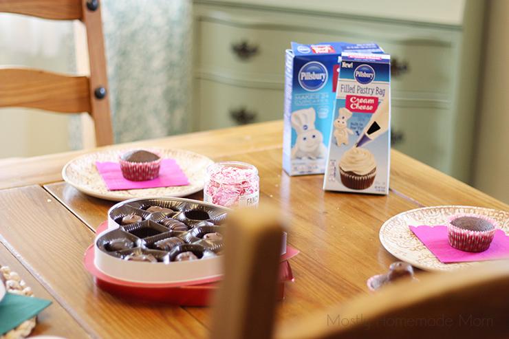 Box of Chocolates Cupcakes recipes