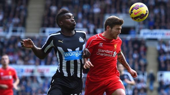 تغطية مباراة ليفربول ونيوكاسل يونايتد في الجولة السابعة من الدوري الانجليزي