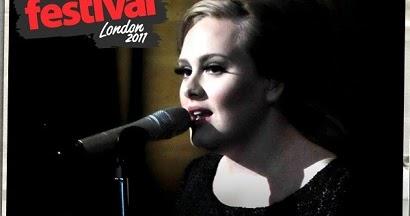 Album Review: Adele - iTunes Festival London 2011 ~ Write on