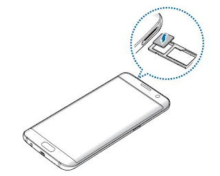 Come rimuovere SIM Samsung Galaxy S7 e S7 edge