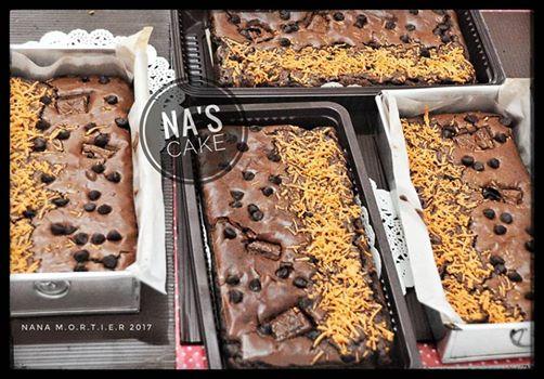 Brownies Panggang Ala Ummi Nan's