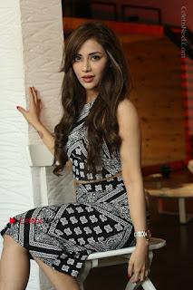 Telugu Actress Angela Krislinzki Latest Pos in Short Dress  0115.JPG