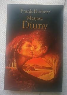 """Frank Herbert """"Mesjasz Diuny"""""""