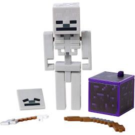 Minecraft Skeleton Survival Mode Figure