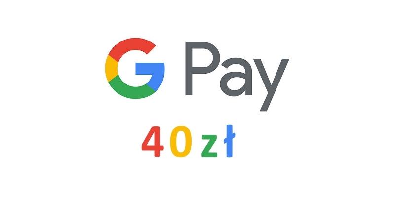 40 Zl Na Zakupy W Google Play Za 5 Platnosci Google Pay Dawniej