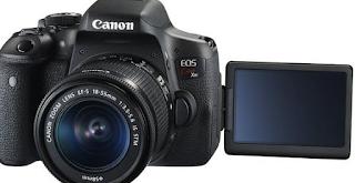 Ini Dirinya Daftar Harga Kamera Canon Terakhir