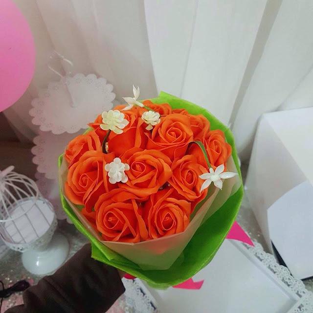 Hoa hong sap thom vinh cuu tai Nam Cao