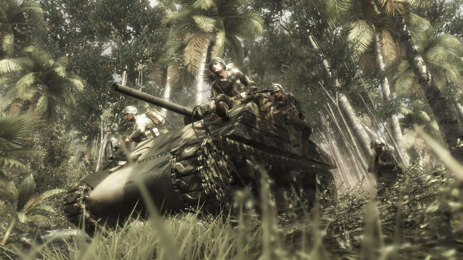 تحميل لعبة Call Of Duty 5 World At War مضغوطة كاملة بروابط مباشرة مجانا