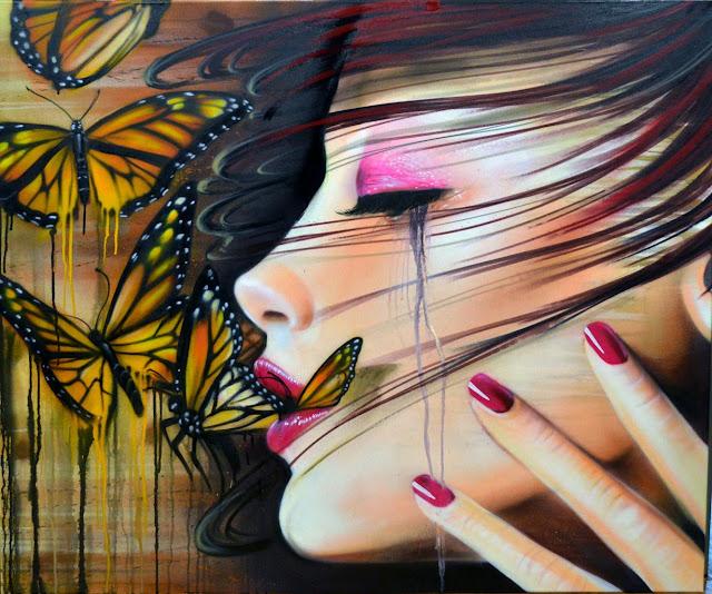 Joseph Boin a.k.a. Destroy© – Streetart