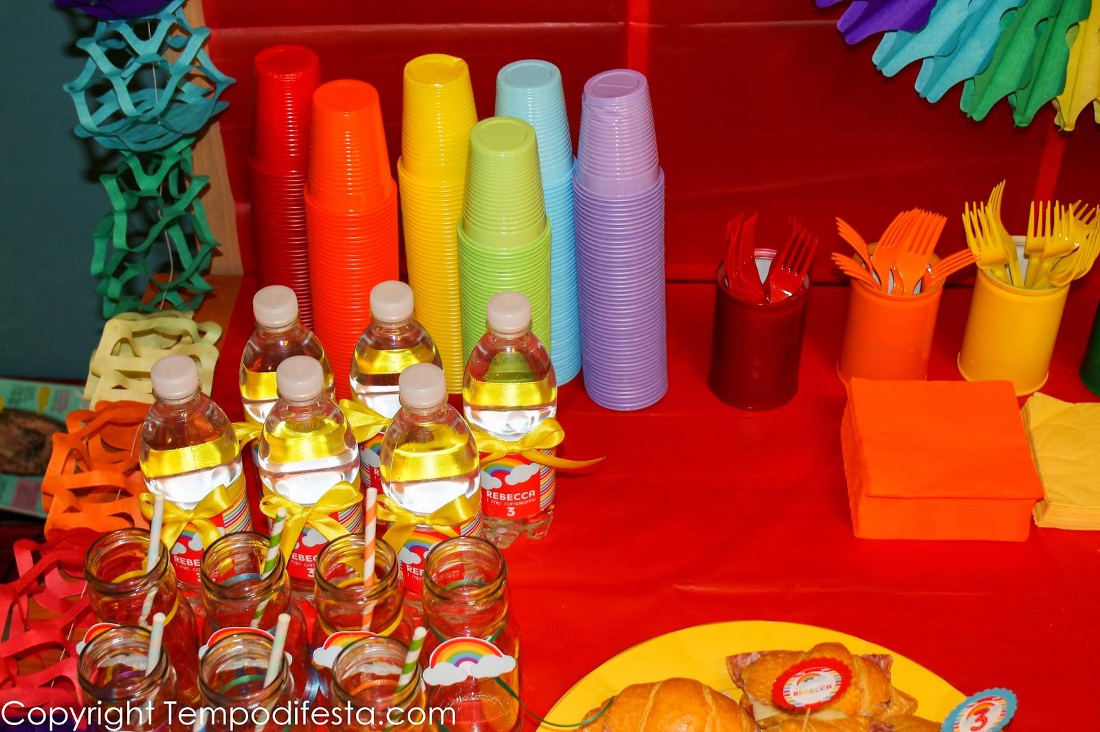 Decorare tavola compleanno bambini nq97 regardsdefemmes for Decorazioni feste