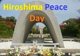 atomic bomb peace hiroshima day