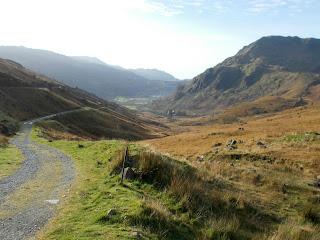 Nantgwynant Snowdonia