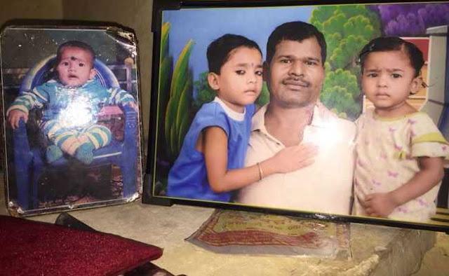 दूसरी पोस्टमार्टम रिपोर्ट में हुआ खुलासा, 'भूख' से ही हुई थी तीन बच्चियों की मौत