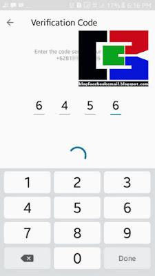 bagaimana cara mengganti pin BBM android dengan nama sendiri