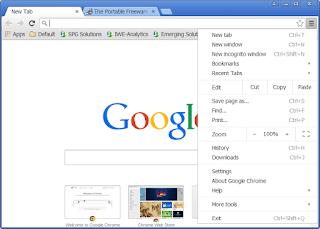 متصفح, كروم, المحمول, Google ,Chrome ,Portable, اخر, اصدار