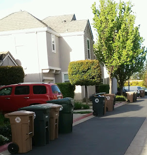 illegal dumping in Elk Grove California