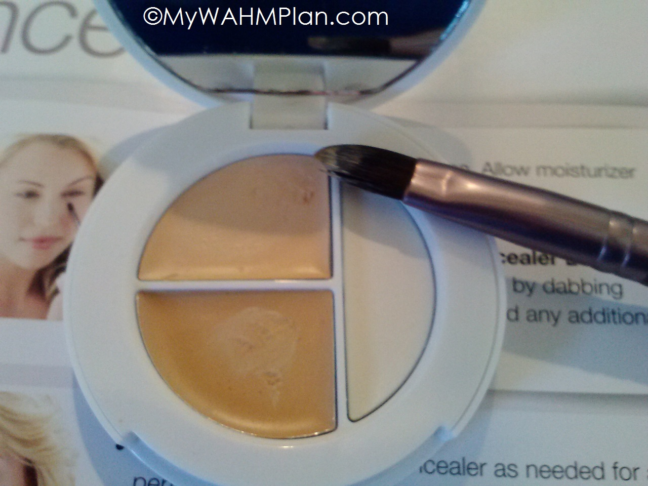 Sheer Cover Studio #Concealer and Brightening Duo #makeup