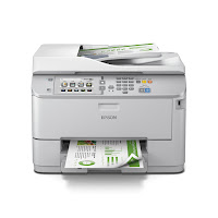 Baixar Epson WorkForce Pro WF ‑ 5690DWF Driver Windows, Mac