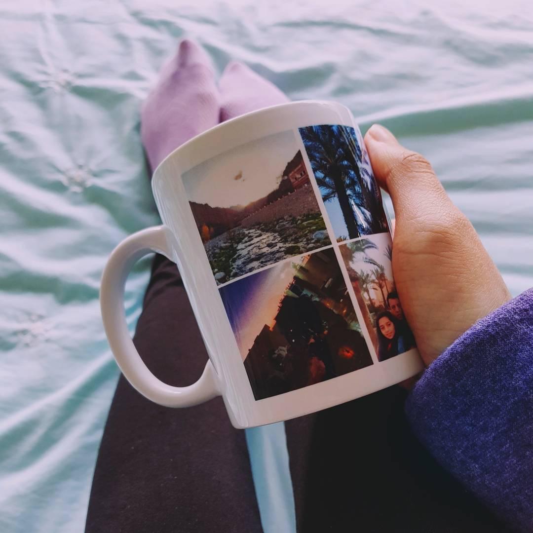 colorland personalised photo mug