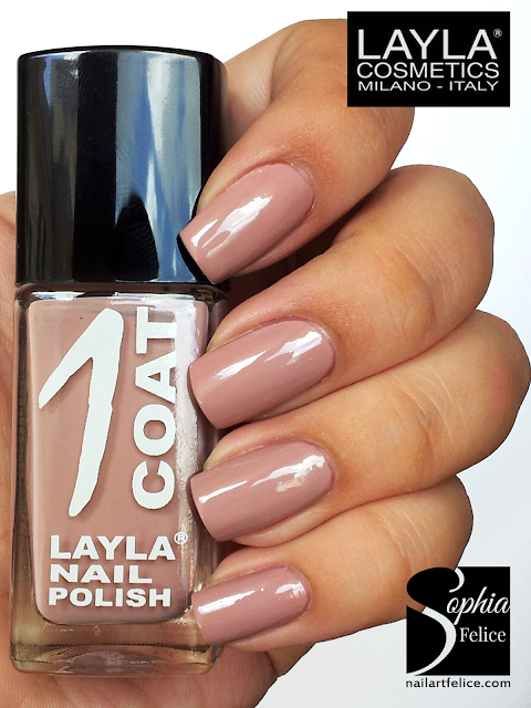 one coat layla n°15 - white russian