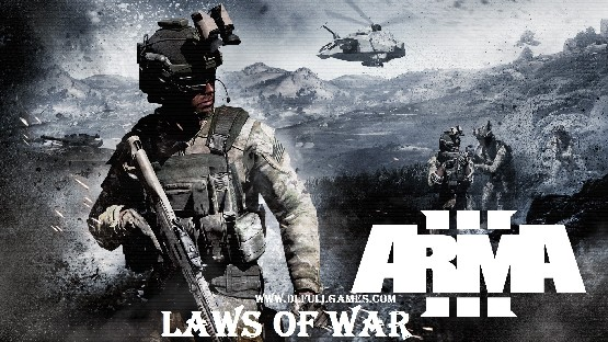 Arma 3 Laws of War Free Download Pc Game