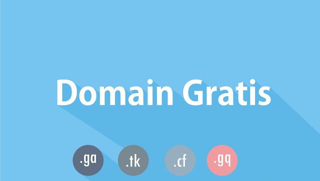 Situs Penyedia Domain Gratis