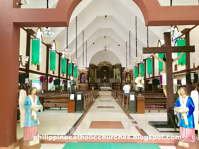 SAN JOSE DE TROZO PARISH CHURCH, Manila, Philippines