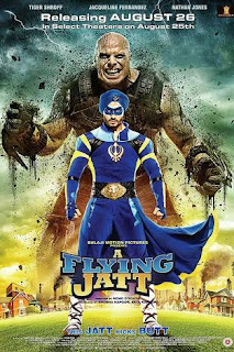 Download Film A Flying Jatt (2016) Subtitle Indonesia