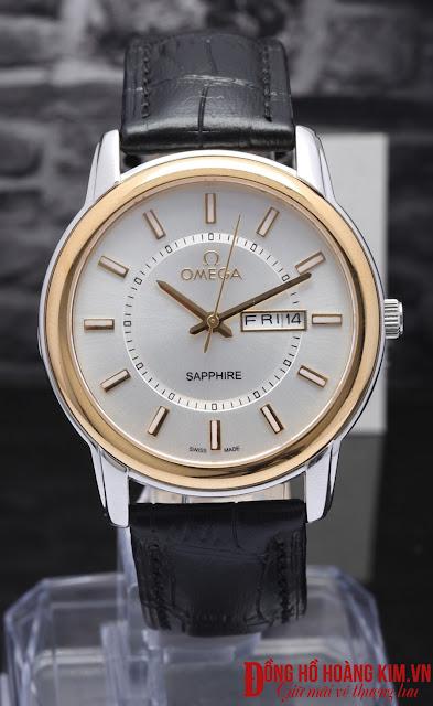 Đồng hồ nam dây da giá dưới 1 triệu Ms41