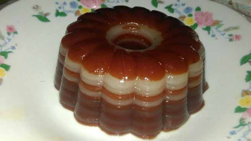 Resep Kue Lapis Tanpa Santan