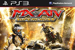 MX Vs ATV Supercross [1.75 GB] PS3 CFW
