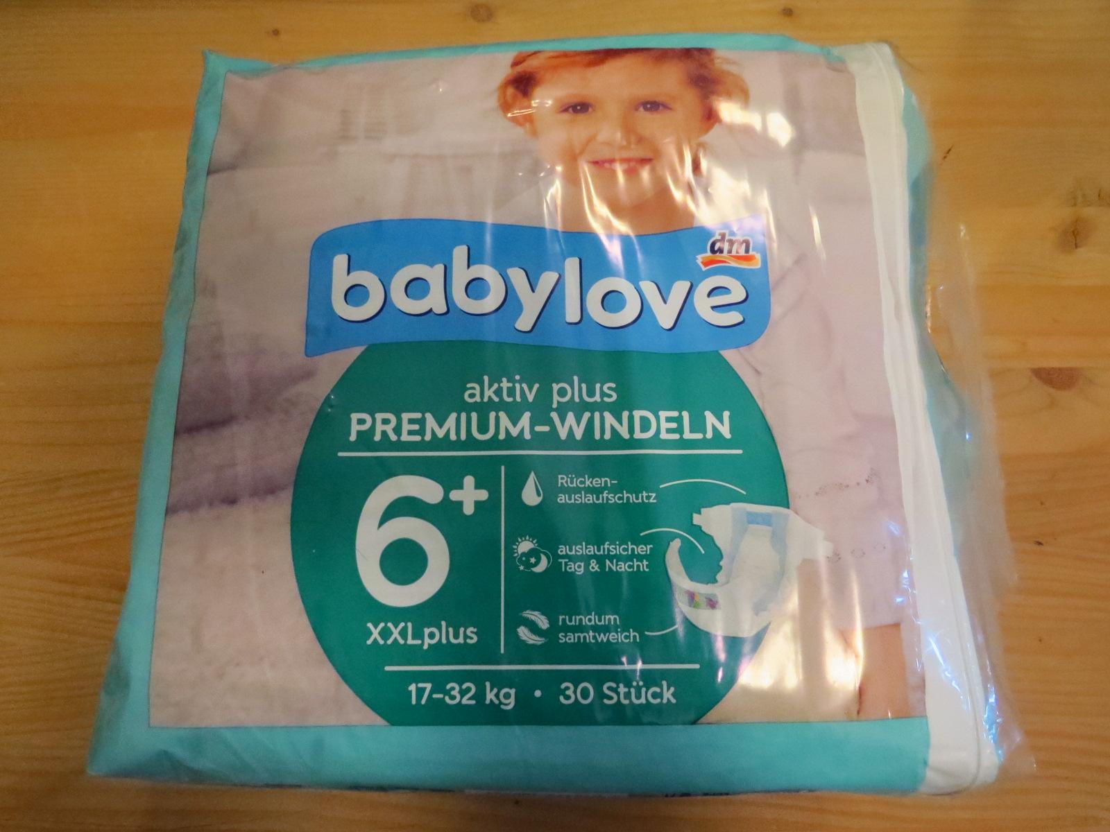 Babylove windeln 6