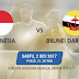 Prediksi Indonesia Vs Brunei Darussalam di Aceh World Solidarity Tsunami Cup 2017