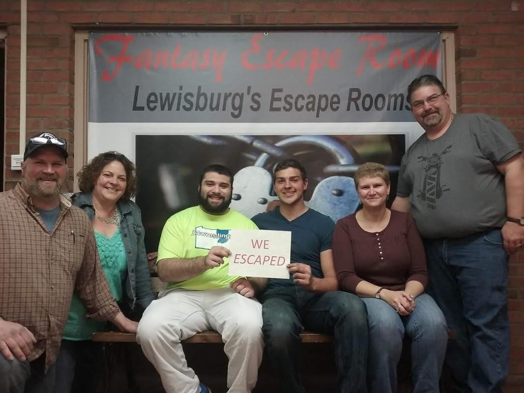 Bloomsburg Escape Room