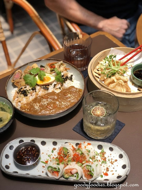 Food, Lucky Tora KL
