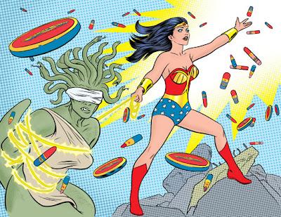 MAC teams up with Wonder Woman