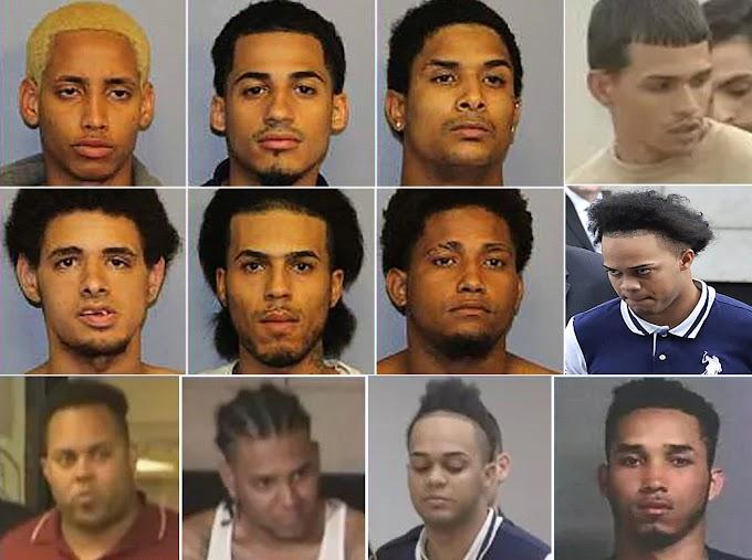 Los doce pandilleros acusados por el asesinato de estudiante dominicano se declaran no culpables en tribunal de El Bronx