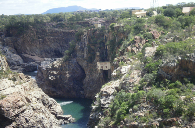 Hidrelétrica de Angiquinho  em Delmiro Gouveia completa 104 anos nesta quinta-feira (26)