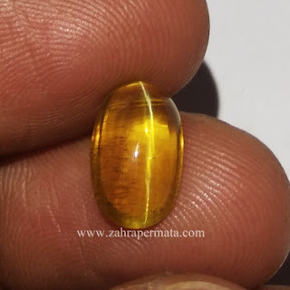 Batu Permata Opal Cat Eye - ZP 1166