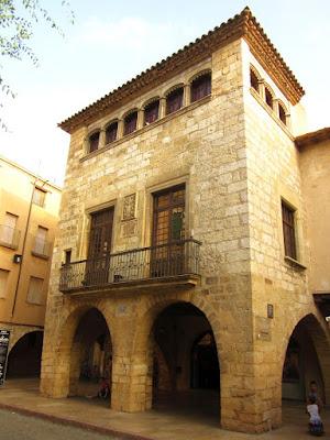Casa Desclergue en Montblanc