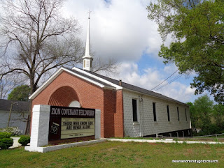 Zion Covenant Fellowship Church, Eatonton Georgia