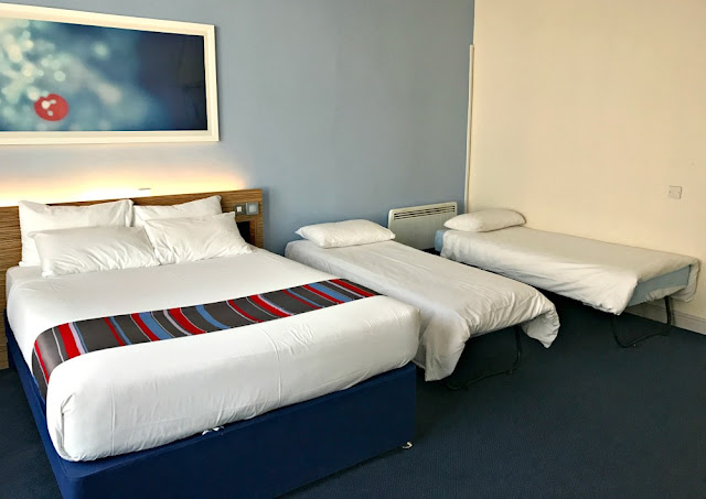 Travelodge, Scarborough, St Nicholas Hotel, Family Room,Travelodge Scarborough St Nicholas Hotel