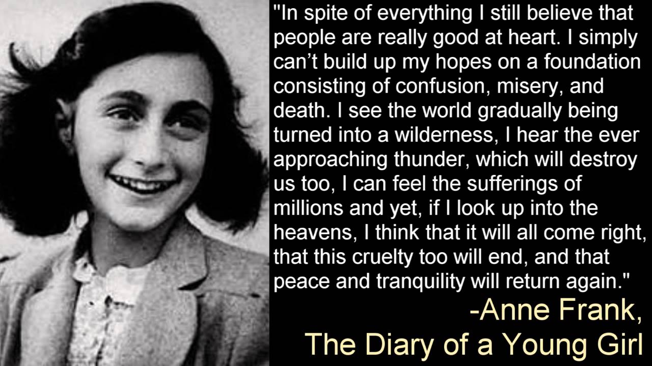 Compare and Contrast Elie Weisel and Anne Frank Essay Sample