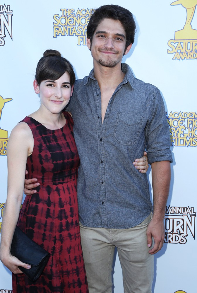 how long have seana gorlick and tyler posey been dating 4