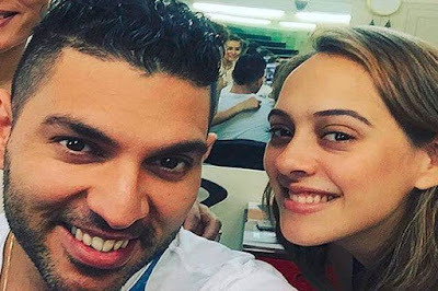 Yuvraj Singh To Marry Hazel Keech in First Week of December