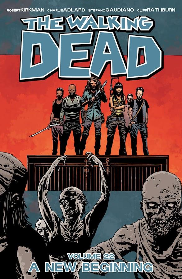 the walking dead a new beginning image comics