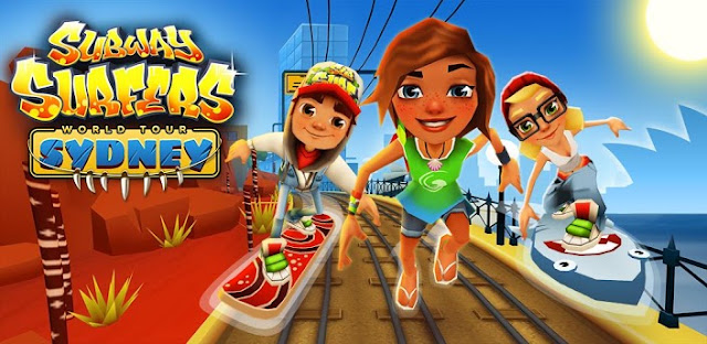 Subway Surfers Hack sydney