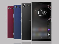 Review Sony Xperia XZ1 Terbaru 2017